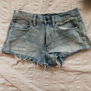 BDG jean shorts